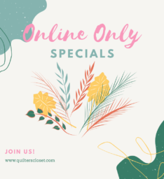 Online Only Specials