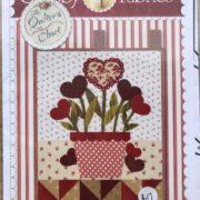 Blooming Hearts Shabby Fabrics
