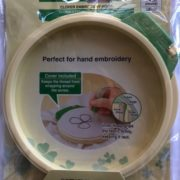 Clover Embroidery Hoop 7 Inches