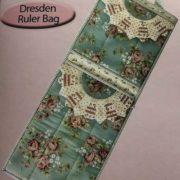 Dresden Ruler Bag Nikki Tervo