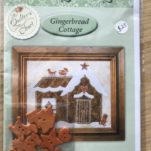 Gingerbread Cottage Nikki Tervo
