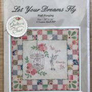 Let Your Dreams Fly Petals & Patches
