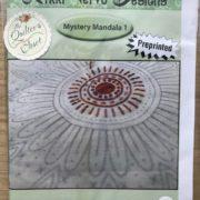 Mystery Mandala 1 Nikki Tervo