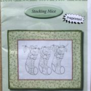 Stocking Mice Nikki Tervo