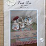 Tweet Tea Petals & Patches