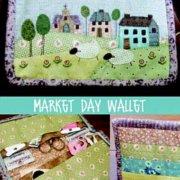 Market Day Wallet Birdhouse