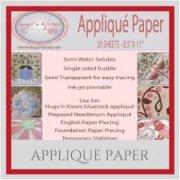 Applique Paper A4