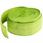 By Annie 20mm Fold Over Elastic Apple Green