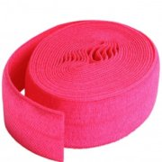 By Annie 20mm Fold Over Elastic Lipstick