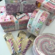 Fairy Garden Jelly Roll