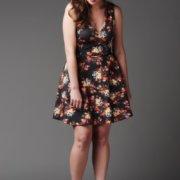Zephyr Dress Pattern - Deer & Doe