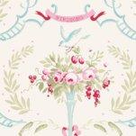 Tilda Old Rose Birdsong 100205
