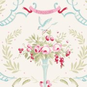 Tilda Old Rose Birdsong 100205