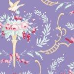 Tilda Old Rose Birdsong 100215