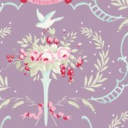 Tilda Old Rose Birdsong 100216