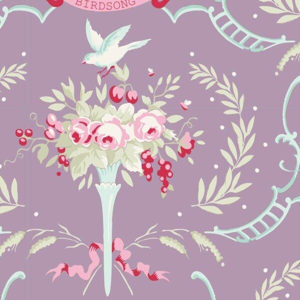 Tilda Old Rose Birdsong 100216