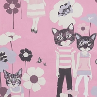 Cool Cats 8762 A