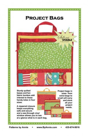By Annie Project Bags