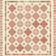 La Rosaraie Quilt Kit French General