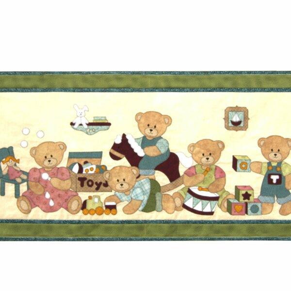 Baby Bears Nursery - Kids Quilts