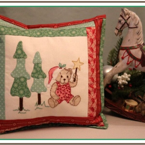 Beary Christmas - Petals & Patches