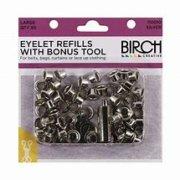Birch Eyelet Refills Silver