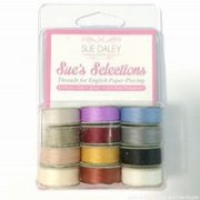Bottom Line Bobbins 12pk - Sue Daley