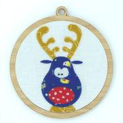 Christmas Reindeer - Cute As
