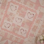 Close to my Heart Baby Quilt - Faeries in my Garden