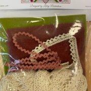 Feels Like Home Embellishment Kit - Libby Richardson