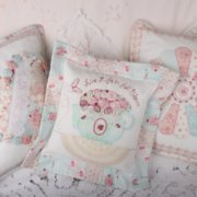 Full Bloom Cushion Set - Faeries in my Garden