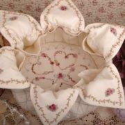 Hearts & Roses Bag - Faeries in my Garden