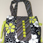 Janets Tote - Totes by Sandy