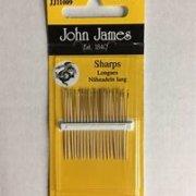 John James Sharps #9