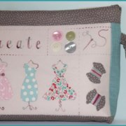 Leonie's Sewing Pouch - Petals & Patches