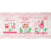 Llama Love M19920 11 Panel