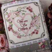 Love Notes Journal Keep - Faeries in my Garden