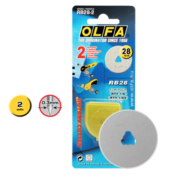 Olfa 28mm Rotary Blades Rb28 2