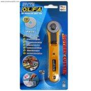 Olfa 28mm Rotary Cutter Rty 1g