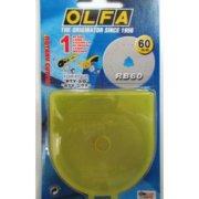 Olfa 60mm Blades Orb60 1