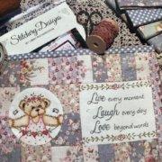 Project Satchel 'Live Laugh Love' - Libby Richardson