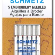Schmetz Embroidery Needle 130 705 H E 90 14