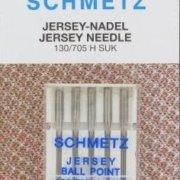 Schmetz Jersey Needle 130 705 H Suk Various