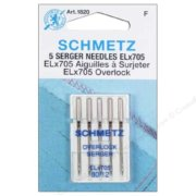 Schmetz Overlocker Needles Elx705 80 12
