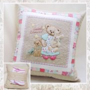 Sweet Dreams Cushion - Libby Richardson