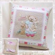 Sweet Dreams Cushion - Libby Richardson
