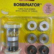 Wonderful Bobbinator Size L Grey