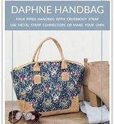 Daphne Handbag - Sally Tomato