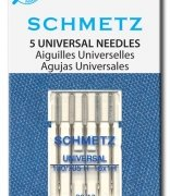Schmetz Universal Machine Needles Mixed