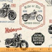 Born to Ride 52240-1